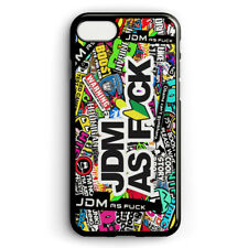 Jdm As Fck Sticker Bomb case for iPhone 7