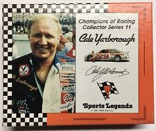 SEALED Champions Of Racing CALE YARBOROUGH Sports Legends 30 Card Set