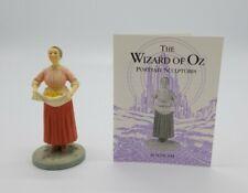 """Auntie Em (1988) Franklin Mint """"The Wizard Of Oz"""" 4"""" Figurine 1939 Loew's Mgm"""