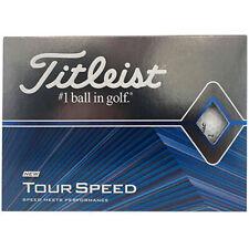 Titleist Tour Speed White Golf Balls 1 Dozen