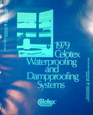 CELOTEX Insulation Building Products Catalog ASBESTOS
