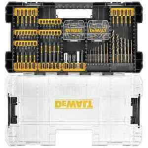 DEWALT DWANGFT100SET Impact Ready Drill & Screwdriving Set (100 PCS) New!
