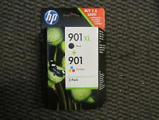 HP 2-er Pack HP 901 und HP 901XL. Druckerpatronen SD519AE