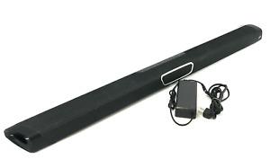 New Polk Audio MagniFi MAX SR Black Wireless Soundbar ONLY!