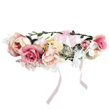 Haargummi Haarband  Stirnband Haarreifen Sonnenblume Blumenmuster 6 Farben