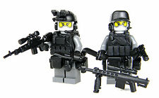 Urban Sniper Team Custom Army Soldiers (SKU59) made with real LEGO® minifigures