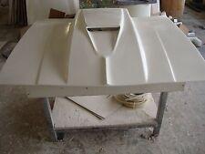 "Fiberglass 81-88 Monte carlo hood  ram air 4"" cowl bolt on hood"