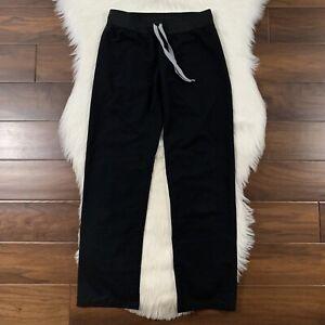 Figs Technical Collection Women's Size XXS Petite Black Livingston Scrub Pants