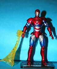MARVEL UNIVERSE IRON PATRIOT LOOSE COMPLETE