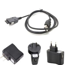 1A USB Wall Battery Charger power adapter CABLE forSamsung mp3 YP-S5 YP-S3J _gm
