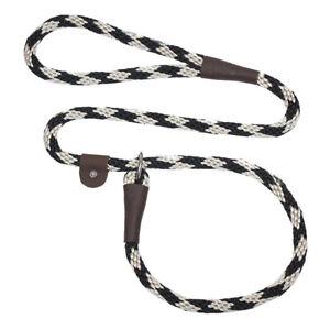 Mendota - Dog Puppy Leash - British Style Slip Lead - Sandstone - 4, 6 Foot