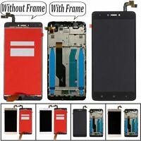 Per Xiaomi Redmi Note 4X / Note 4 Global LCD Display Touch Screen+ Schermo Nero