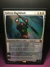 foil The Gathering * Signature Spellbook Gideon Jura Gideon Magic