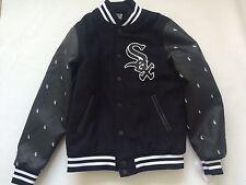 Jacket CHICAGO WHITE SOX Bomber MAJESTIC Varsity S NEW
