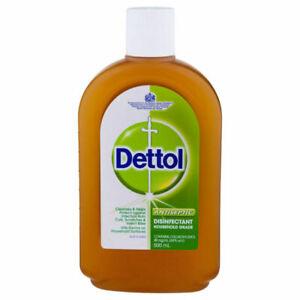 Dettol Antiseptic Disinfectant Household Grade 500mL