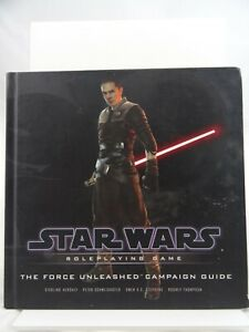 Star Wars Roleplaying Game - The Force unleashed Campaign Guide (WTC) 102001014