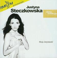 Justyna Steczkowska - Zlota kolekcja - Moja intymnosc (CD)  NEW