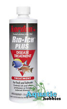Kordon Rid Ich Plus + 4oz 118ml Disease Treatment For Fresh & Saltwater Aquarium