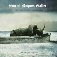 AA.VV. Son Of Rogues Gallery: Pirate Ballads, Sea Songs & Chanteys  2CD NEW .cp