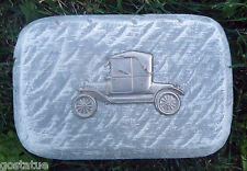 Gostatue model T car plastic mold concrete mold brick mould