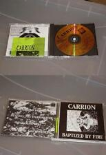 Carrion - Baptized By Fire - 2002