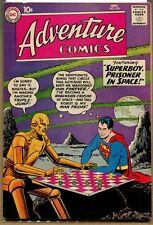 Adventure Comics #276 - The Robinson Crusoe of Space - 1960 (7.5) WH