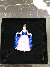 Royal Doulton Miniature Ladies Figurine Sara (M243) Original Box