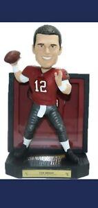 Tom Brady Tampa Bay Buccaneers Framed Jersey NFL Bobblehead PREORDER