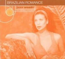 Jazz Moods Brazilian Romance 0013431520023 by Various Artists CD