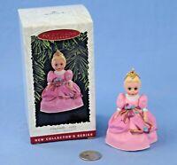 Hallmark Cinderella Madame Alexander Keepsake Ornament in Original Box NOS