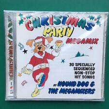 CHRISTMAS PARTY MEGAMIX Euro House CD (Hound Dog +The Megamixers) Auld Land Syne
