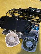 Sony PSP 3000 Console With 2 Games and 2 Gb Memory Card