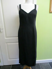 BNWT SIZE 12 LADIES BLACK FORMAL DRESS BY STYLE FILE