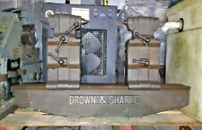 32 Brown Amp Sharpe Bench Centers 30 Swing X 32 With4x 5 Removable Riser Blocks