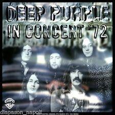 Deep Purple: In Concert '72 - LP Vinyl 33 Rpm 180 Gram + 45 Rpm + Download