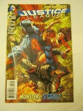 January 2013 DC Comics Justice League #14 The New 52 <NM> (JB-93)
