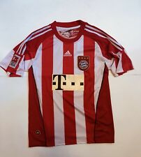 Adidas Bayern Monaco Maglia Calcio Vintage Taglia S/M Bundesliga