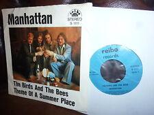 Manhattan, The Birds And The Bees, Theme Of.. Austropop Reibo S1111, RARE