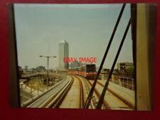 PHOTO  LONDON DOCKLANDS RAILWAY - CANARY WHARF