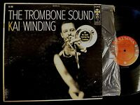 Kai Winding Columbia 936 The Trombone Sound EX 6 EYE MONO