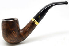 Peterson Liscannor Small/Medium Billiard Bent Briar Pipe (65)