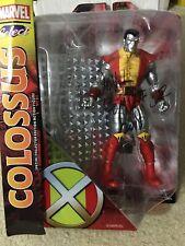 Marvel Diamond Select X-Men Colossus Figure Signed John Romita Jr