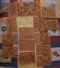 Antique Drawing Teacher Stencils
