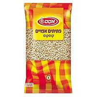 "Osem Israeli  Toasted Pearl Couscous Pasta  ""Ptitim""  Kosher Parve 500gr"