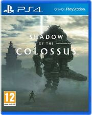 PS4 / Sony Playstation 4 Spiel - Shadow of the Colossus EU mit OVP