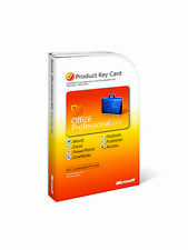 MS Office 2010 Professional Plus 1PC Genuine Key Fast E-mail Delivery 32/64 Bits