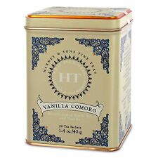Harney and Sons Tea - Vanilla Comoro - 20 count