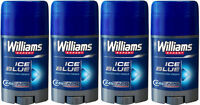 4  X WILLIAMS ICE BLUE  - deodorant deo stick 75 ml