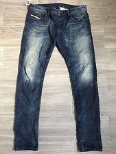Diesel Men's *SALVAGED* Jogg Jeans THAVAR Size 36 Waist