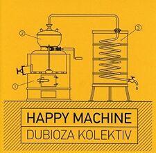 DUBIOZA KOLEKTIV HAPPY MACHINE USED - VERY GOOD CD